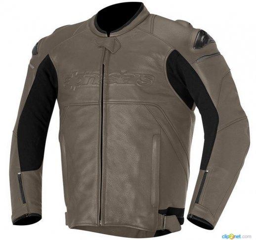 ALPINESTARS Куртка кожаная