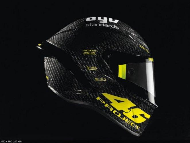 AGV Pista GP - новое поколение
