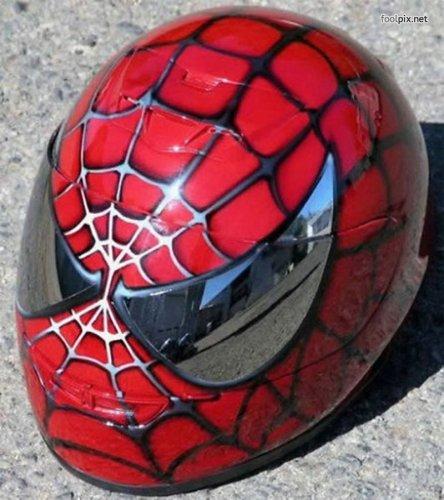 Шлем Спайдермена